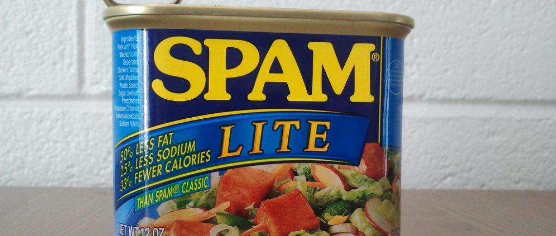 Что такое спам и как с ним бороться?