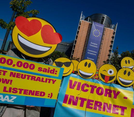 У европейцев есть аргументы в пользу «сетевой нейтральности»
