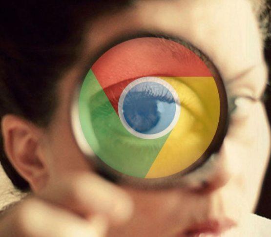Google Chrome отказывается от URL-адресов