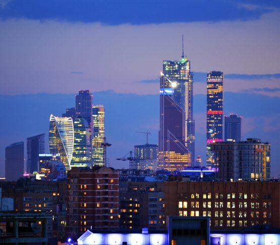 Москва – город умный