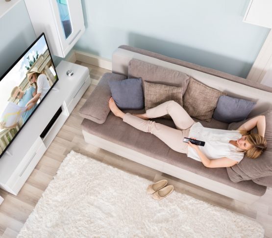 Тренд на снижение интереса к телесмотрению продолжается