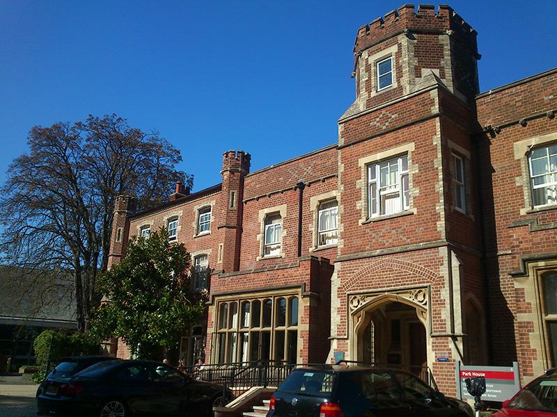 Фотография Университета Рединга, историческое здание