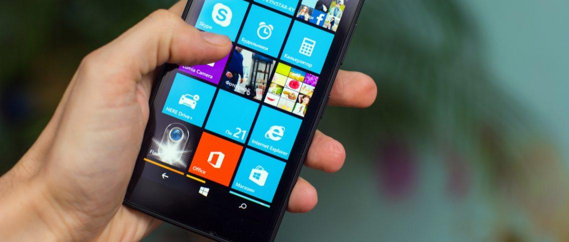 Покойся с миром, Windows Mobile